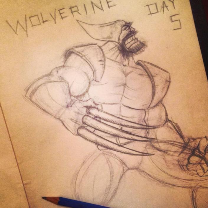 5 - wolverine