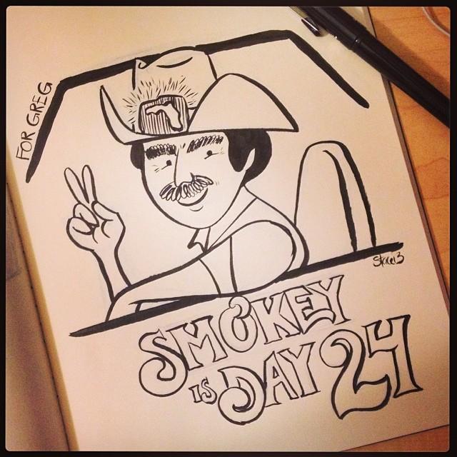24-smokey